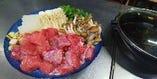 マグロのホホ肉と頭肉のネギマ鍋(通年)