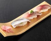 【お得な3貫セット】 青魚三昧