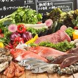 横浜市場直送♪鮮度抜群の魚介♪【神奈川県】
