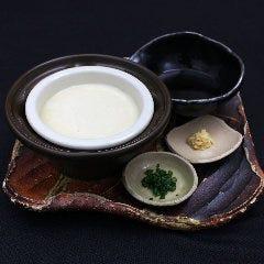 滋賀県産認証環境こだわり大豆100% 特濃豆乳汲み上げ豆富