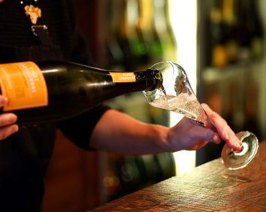 スパークリングワイン専門店 RAPHAEL(ラファエル) こだわりの画像