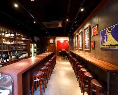 スパークリングワイン専門店 RAPHAEL(ラファエル) 店内の画像