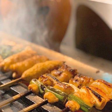 焼き鳥×日本酒 バードスペース 東岡崎北口店 コースの画像