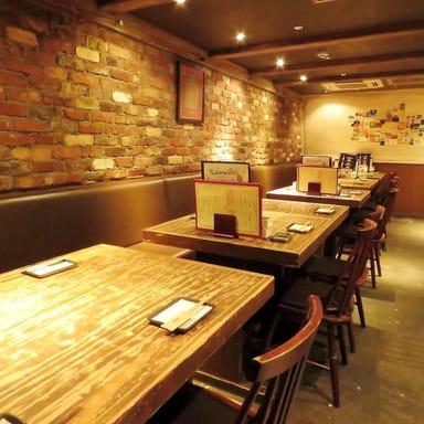 焼き鳥×日本酒 バードスペース 東岡崎北口店 店内の画像