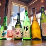 東岡崎初!!日本酒4合瓶だけでフレッシュローテーションだ!