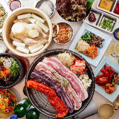 南屋韓国食堂