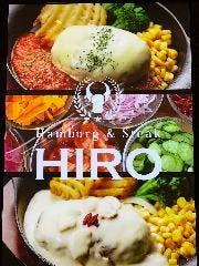 Hamburg&Steak HIRO ダイバーシティ東京プラザ店