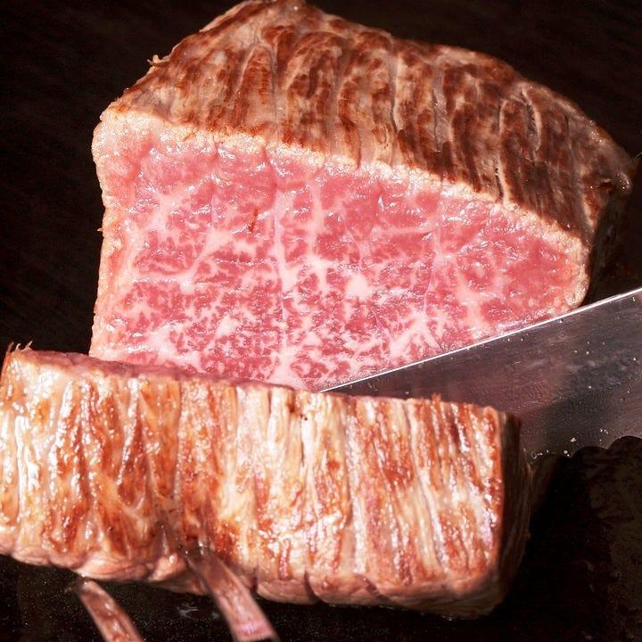旨味溢れるA4ランク国産和牛