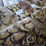 土日数量限定 食べ放題用 トッピング焼き牡蠣
