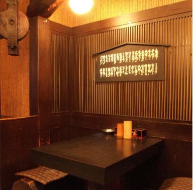 戦国焼鳥家康 赤坂店  店内の画像