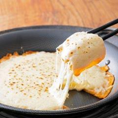 チーズたっぷり!チヂミ