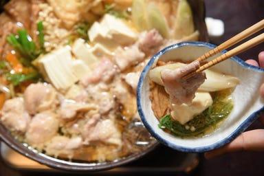 相撲茶屋 ちゃんこ江戸沢 埼玉新座店 メニューの画像