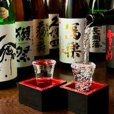 ちゃんこ×日本酒