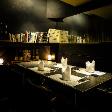 上質な空間で、最高のお食事を