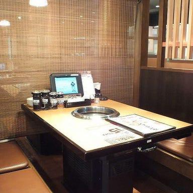 焼肉きんぐ 甲府昭和店 店内の画像