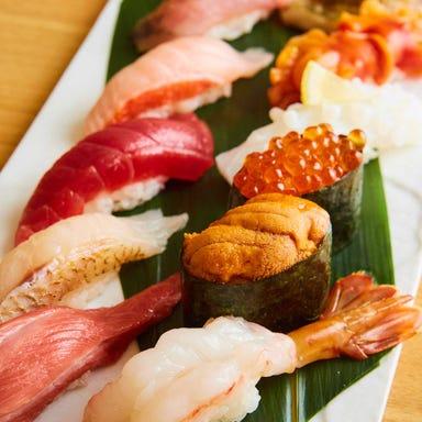 個室で愉しむ寿司&肉寿司食べ飲み放題居酒屋 にぎにぎ 豊橋店 こだわりの画像