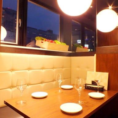Italian BAR KIMURAYA 京都駅前店 店内の画像