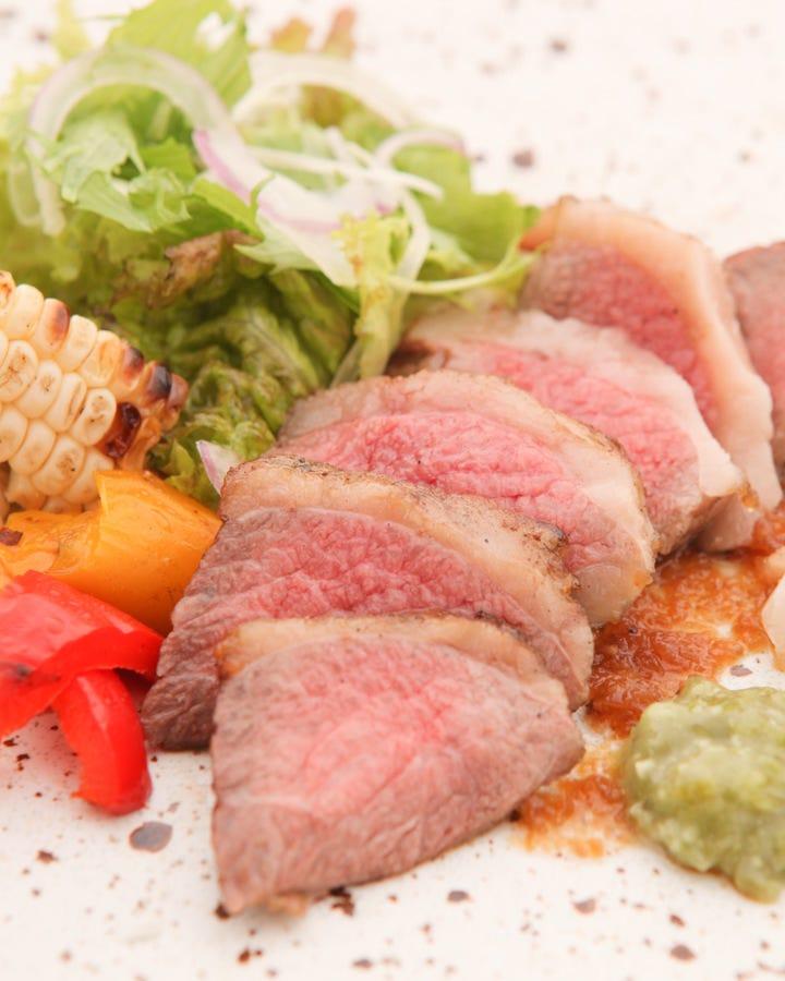 肉肉!!和牛サーロインステーキ
