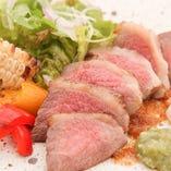 至福の肉料理!!和牛サーロイン