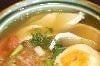 ソトアヤム(インドネシア風チキンスープ)