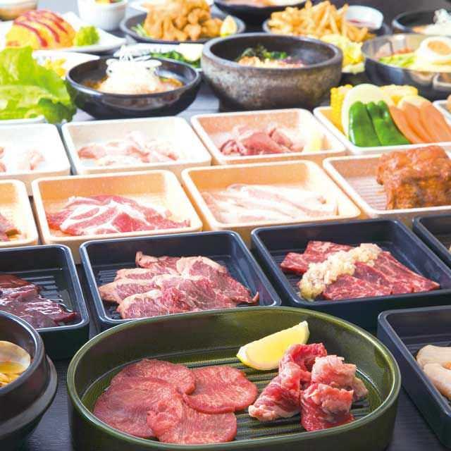 焼肉&デザート食べ放題 BEEFY'S (ビーフィーズ) 川西能勢口店
