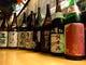 石川県内のお酒を約40種