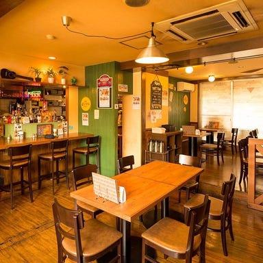 肉バル&クラフトビール ブッチャーズキッチン 鹿島田店 店内の画像