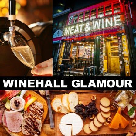 肉料理とワインのお店WINEHALL GLAMOUR