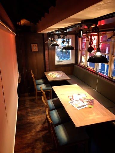 MEAT&WINE WINEHALL GLAMOUR 名駅  店内の画像