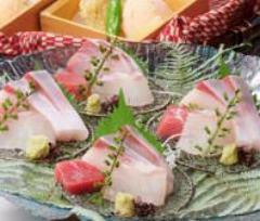 ◆厳選コース◆海老のカダイフ揚げとキンキと筍真丈のコース【お料理個別提供】 5,500円