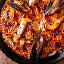 【スペイン料理×和食】