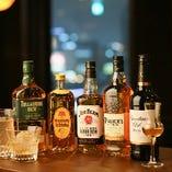 様々な味わいを愉しむ【世界5大ウイスキー】【-】