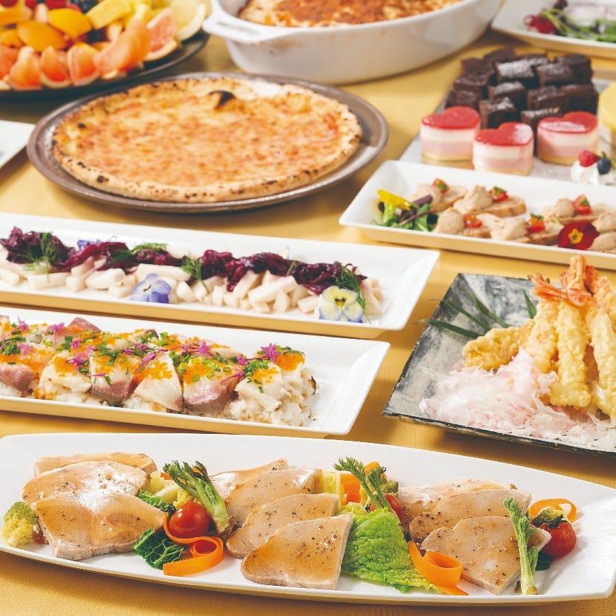 レストラン ラ・ベランダ アパホテル&リゾート横浜ベイタワー