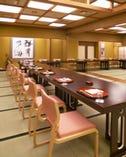 お食事代金のみで、会議室と してもご利用いただけます。