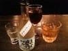 ワイン、日本酒、杏・梅酒