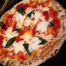 鉄板Pizza マルゲリータ