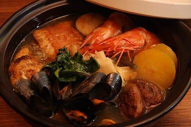 ルブルターニュ バー ア シードルレストラン  メニューの画像