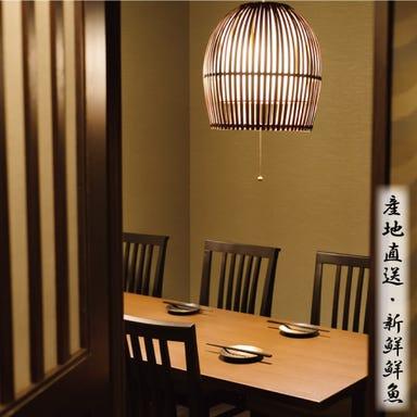 個室としゃぶしゃぶ 離れ邸 大宮西口店 店内の画像