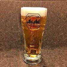生ビール一杯100円☆