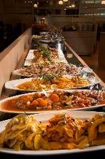 旬の肉、魚介、野菜