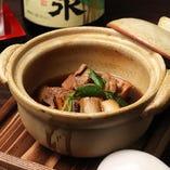 「ねぎま鍋」