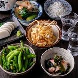 【2H飲み放題】名物天ぷらを味わえる!お誘い合わせのご宴会に『4,000円コース』(全7品)