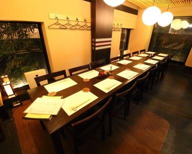 蕎麦割烹・個室 赤坂三平  店内の画像
