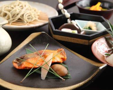 蕎麦割烹・個室 赤坂三平  コースの画像