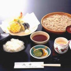 蕎麦割烹・個室 赤坂三平
