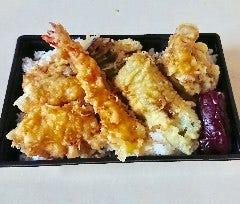 6種の天丼 600円(税込)