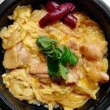 味わい鶏親子丼(調理時間7分程)