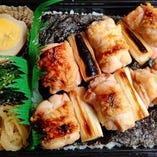 味わい鶏焼鳥丼(調理時間25分程)
