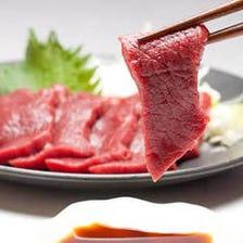 こだわり食材で肉の旨味を楽しんで!