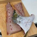 新鮮な魚介をご提供します